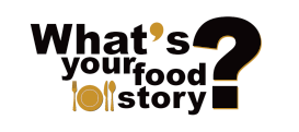 What's Your Food Story? Logo